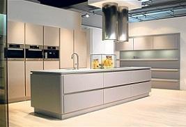 Vokiški virtuvės baldai