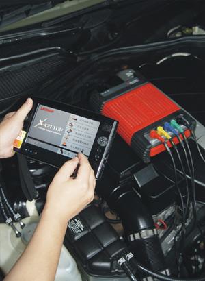 Automobilių diagnostikos įranga