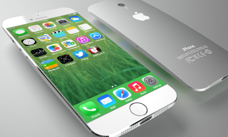 Apple išmanieji telefonai