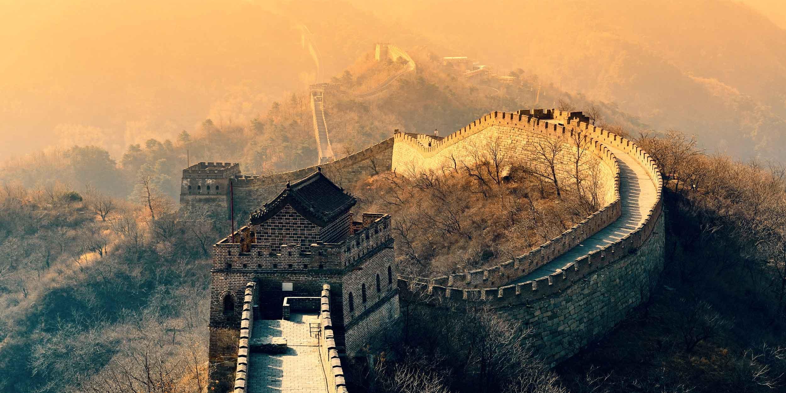 kelionė į Kiniją