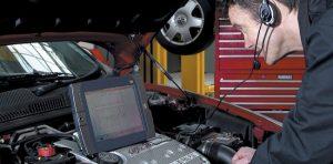 diagnostinė įranga automobiliams