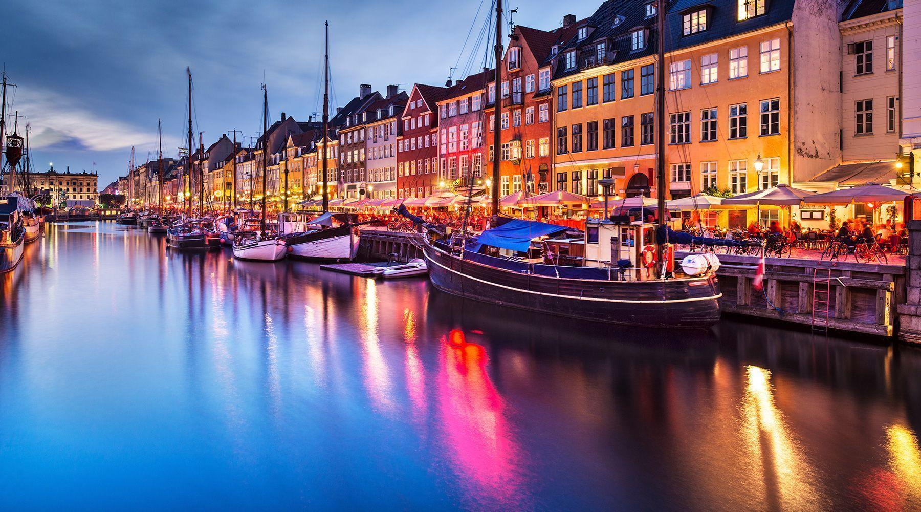 Lėktuvų bilietai į Daniją
