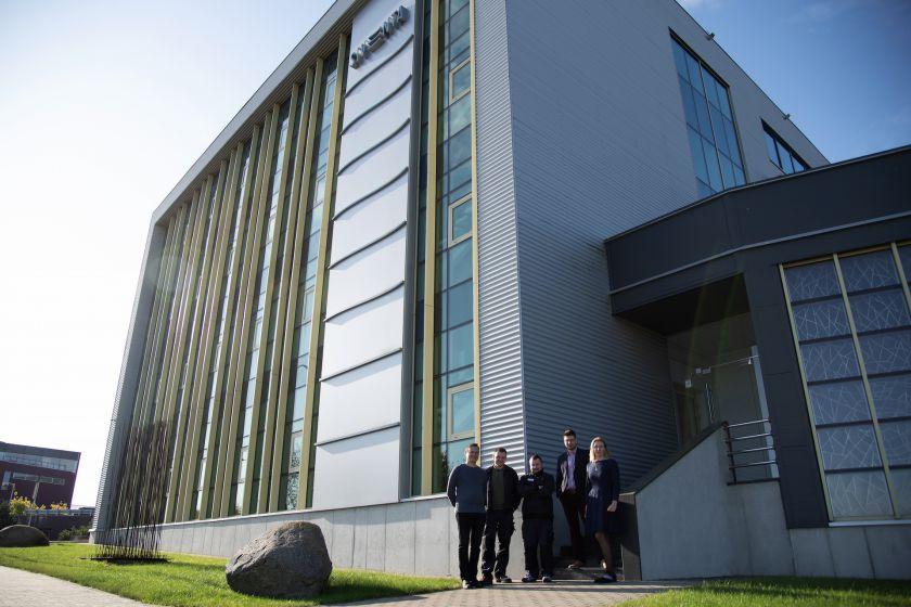 Šiauliuose atidaryta pirmoji Baltijos šalyse akustinių, šiluminių ir aerodinaminių tyrimų laboratorija