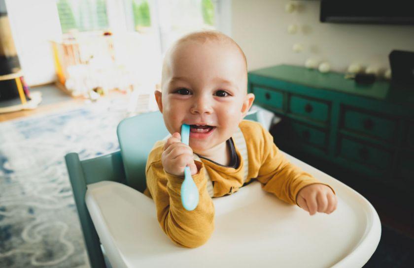 Kūdikių tėvai renkasi ekologišką maistą