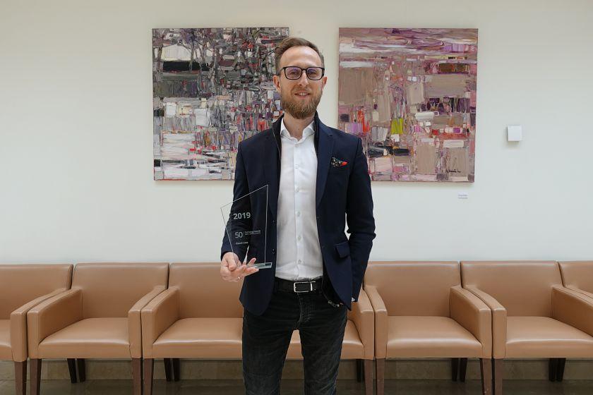 Vilniuje apdovanotos sparčiausiai Vidurio Europoje augusios Lietuvos technologijų įmonės