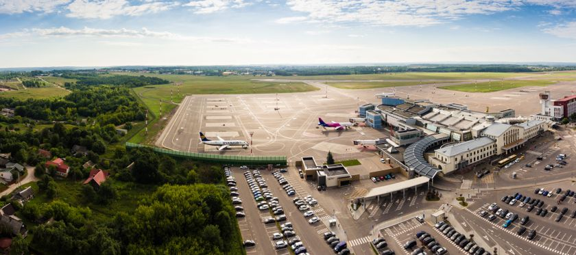 Vilniaus oro uostas perka aerodromo rekonstrukcijos darbus, prioritetas - aplinkosaugai