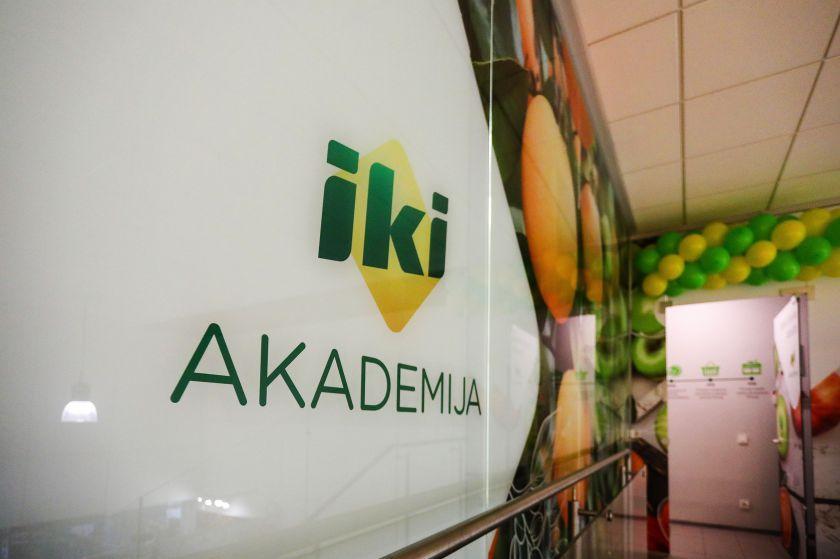 """Kaune duris atvėrė jau trečioji """"IKI Akademija"""""""