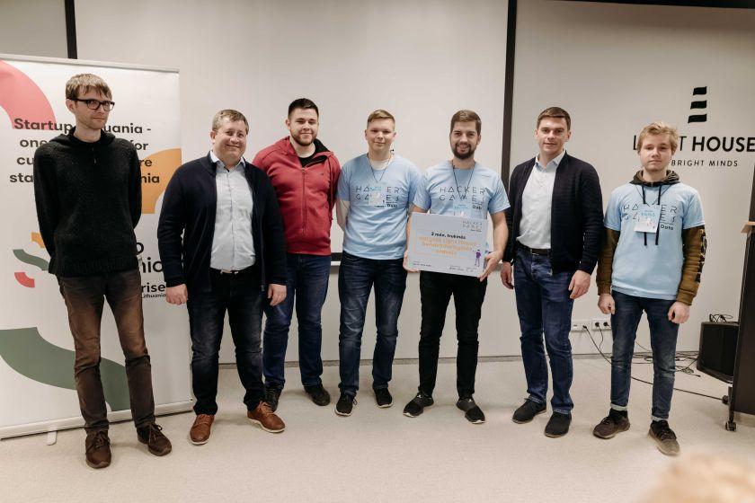 Atvirų duomenų hakatone pasiūlyti 7 inovatyvūs produktai Klaipėdai
