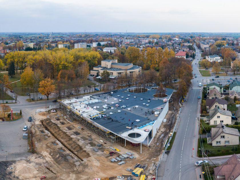 Aiškėja naujosios Vilkaviškio stoties kontūrai