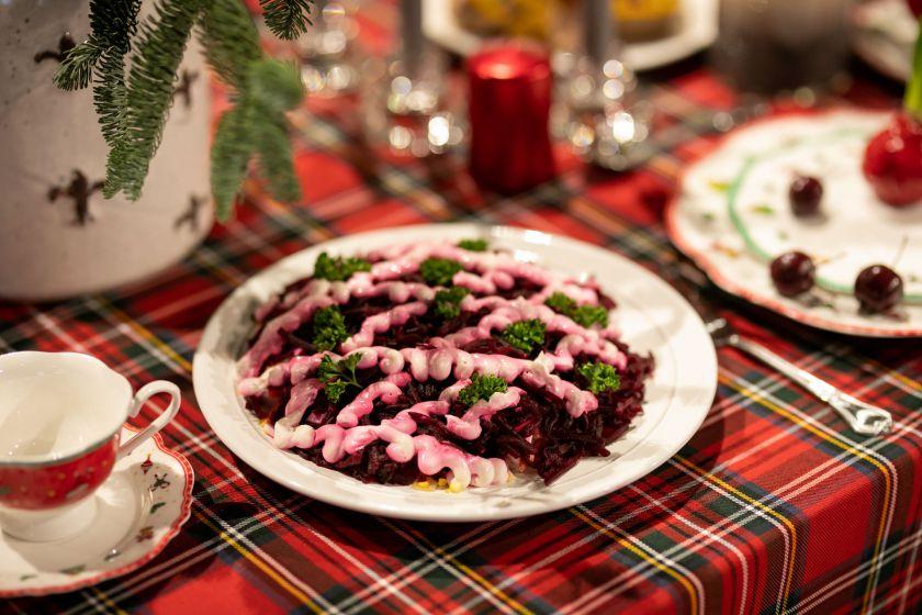 Šventiška lietuviškos virtuvės įvairovė: nuo žuvies sūrio iki kalėdinių barščių