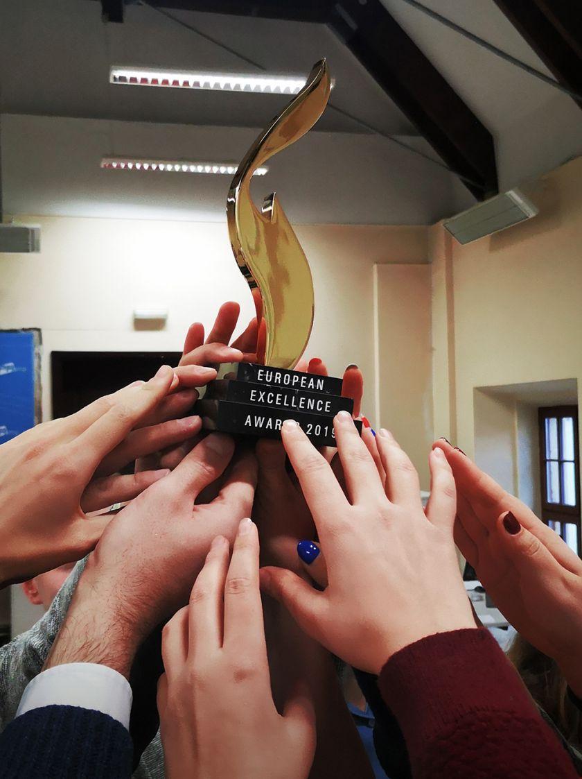 """Idea prima"" agentūrai – prestižinis europinis apdovanojimas"