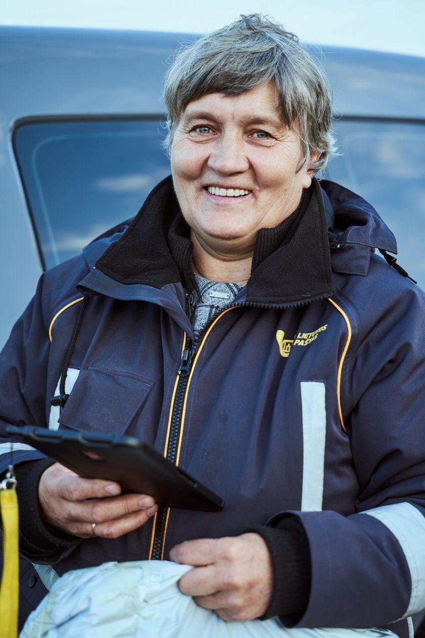 Darbą 9 Lietuvos vietovėse pradėjo dar 85 mobilūs laiškininkai