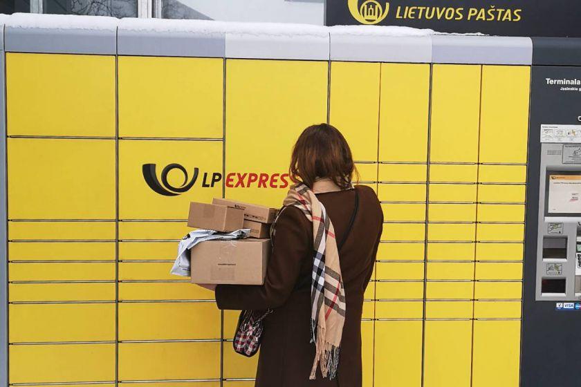 Lietuvos pašto rekordas: jei taip kasdien, per metus kiekvienas gautume 83 siuntas