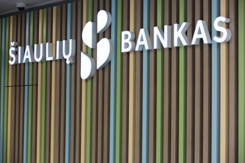 """Šiaulių bankas ketina įsigyti """"Danske Bank"""" privačių klientų kreditų portfelį Lietuvoje"""