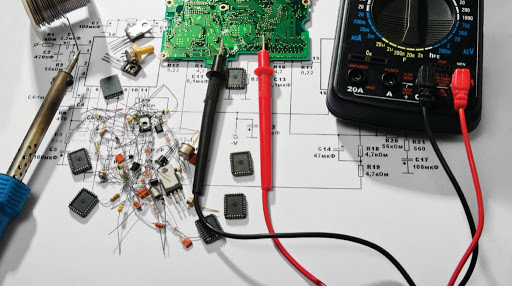 Elektronikos taisykla