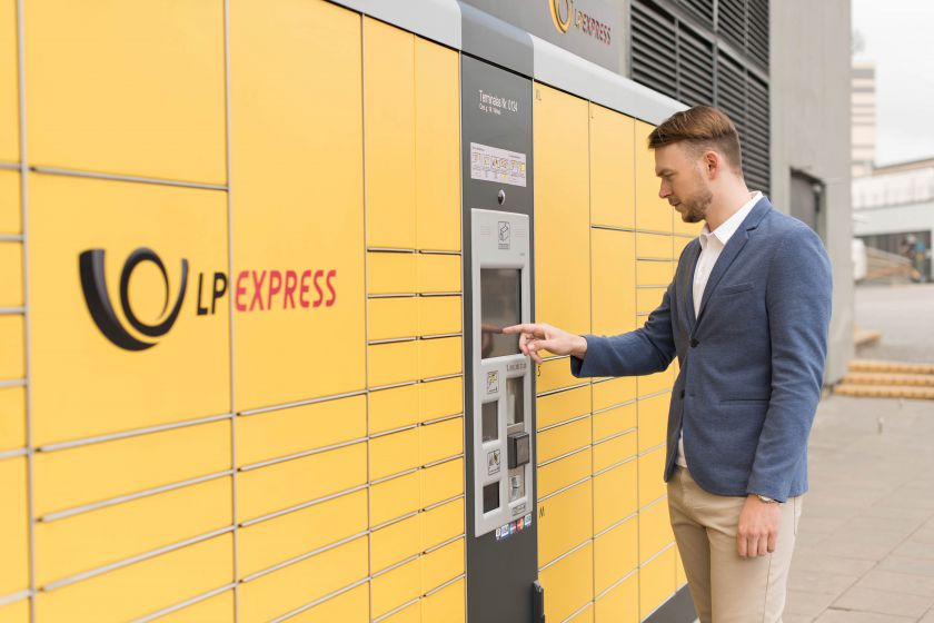 LP EXPRESS terminaluose siuntų kiekiai išaugo 123 proc.