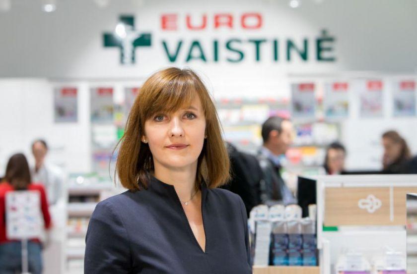 """Pandemijos metu dirbusiems vaistinių darbuotojams """"Eurovaistinė"""" dovanoja po 5 papildomas atostogų dienas"""