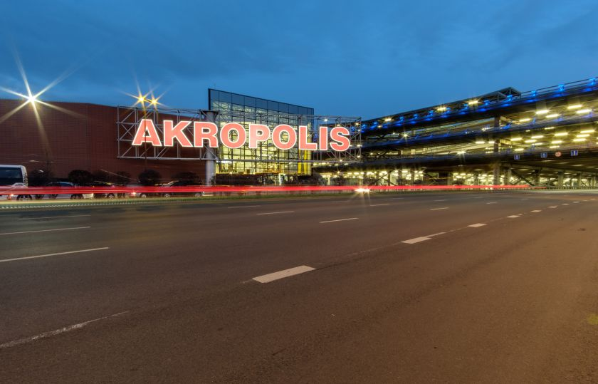 """Kauno """"Akropolyje"""" šeštadienį pradės veikti visos parduotuvės"""