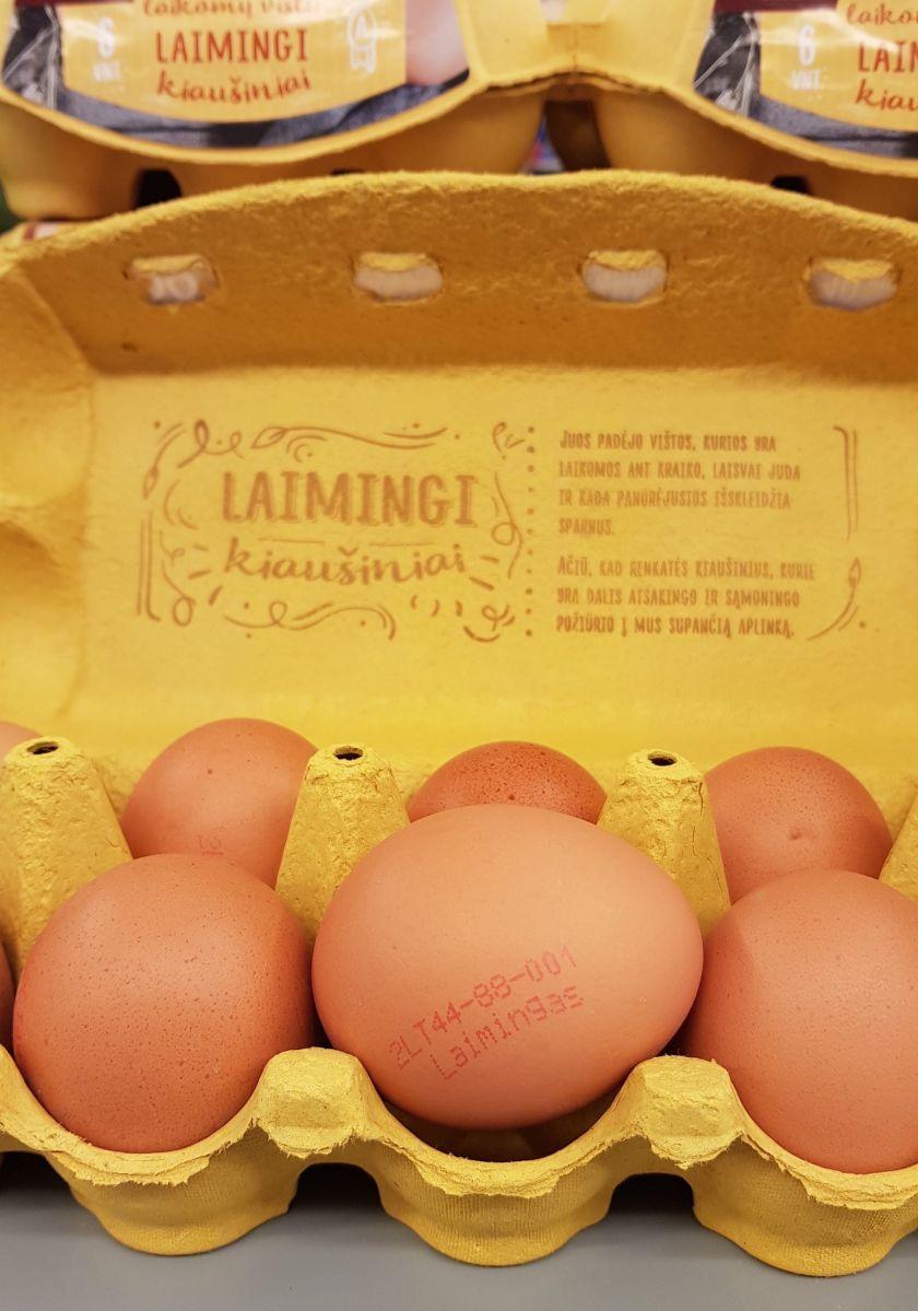 Prieš Velykas į Lietuvą plūsta ES standartų neatitinkantys kiaušiniai, raginama atkreipti dėmesį į produkcijos kilmės šalį