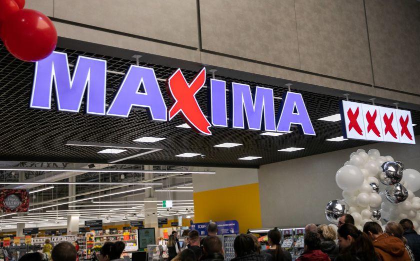 """""""Maximos"""" pardavimai pernai augo beveik 5 proc."""