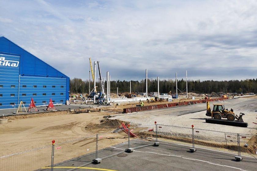 """Kauno oro uoste kyla lėktuvų dažymo angarai: """"MAAS Aviation"""" Lietuvoje vertina galimybes tolesnei plėtrai"""