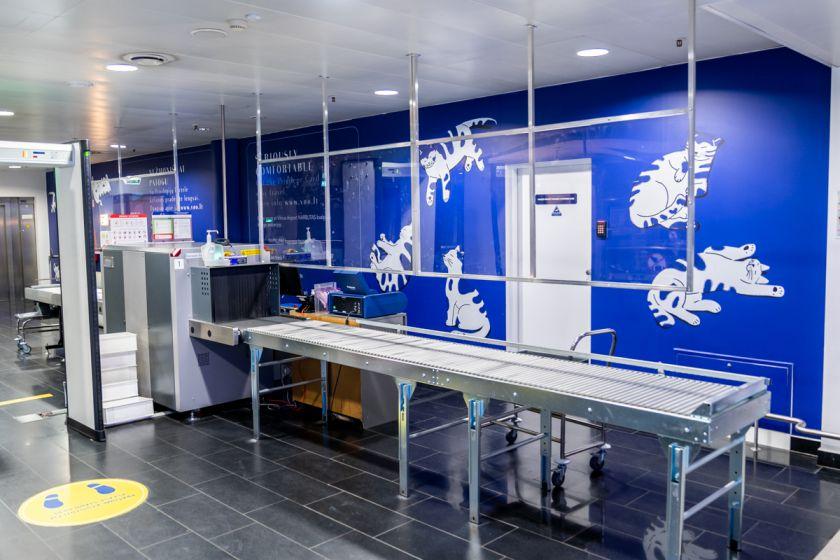 Vilniaus oro uostas keleivinių skrydžių startui pasiruošęs: įdiegtos saugumo priemonės
