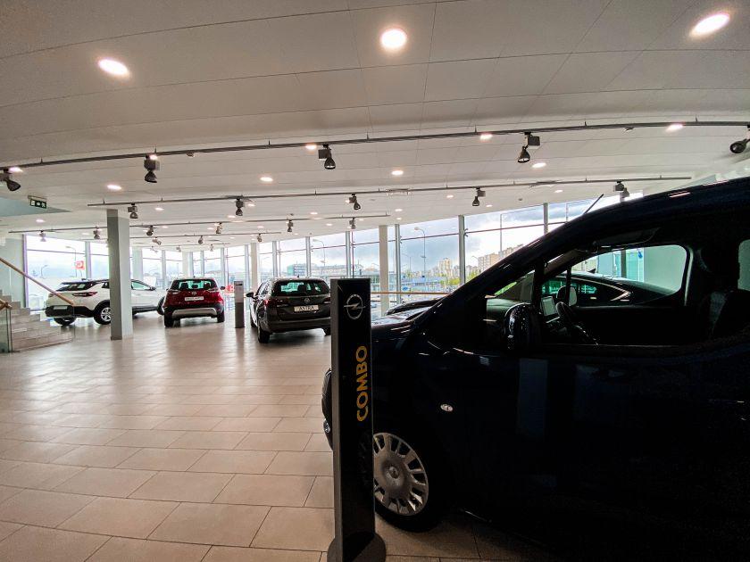 "Vienintele ""Opel"" atstove Vilniuje tapo bendrovė ""Autovici"""