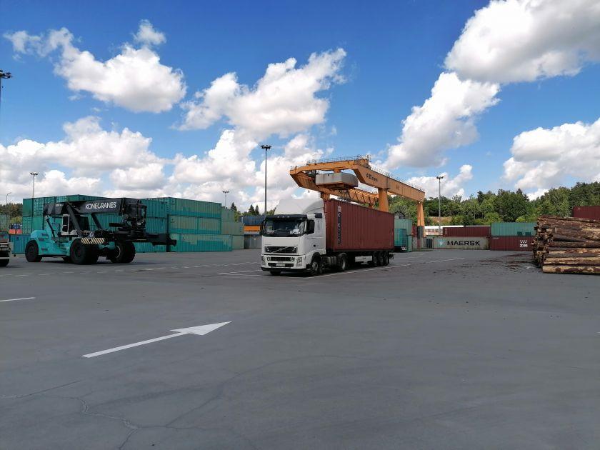 Krovinius iš Kinijos į Lietuvą gabens reguliariai vykstančiu tiesioginiu traukiniu