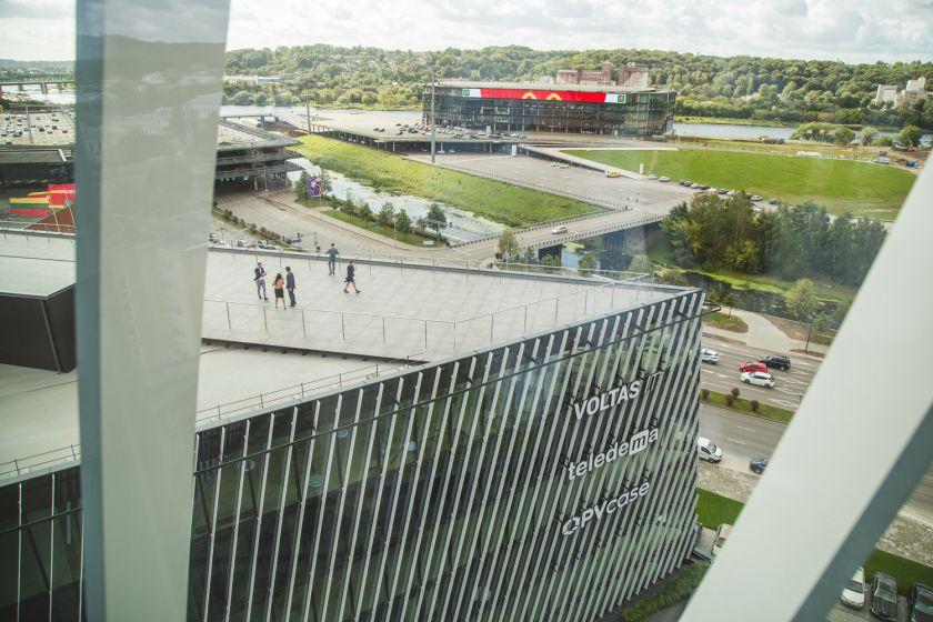 Oficialu: unikaliu kūriniu iš miesto garsų atidarytas vienas laukiamiausių pastarojo meto Kauno NT projektų