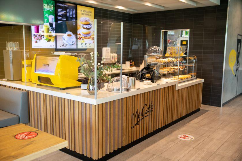 """""""McDonald's"""" atidarė naują restoraną Kaune"""