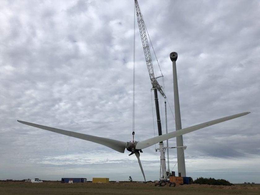 Medicinos bankas suteikė 2,8 mln. eurų paskolą vėjo elektrinių projektui Šakiuose