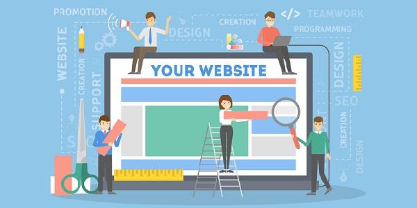 Internetiniu svetainiu kurimas