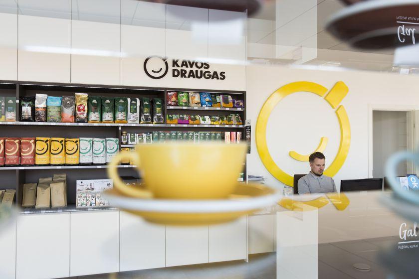 Kava prekiaujanti lietuvių įmonė plečia elektroninę prekybą Europoje