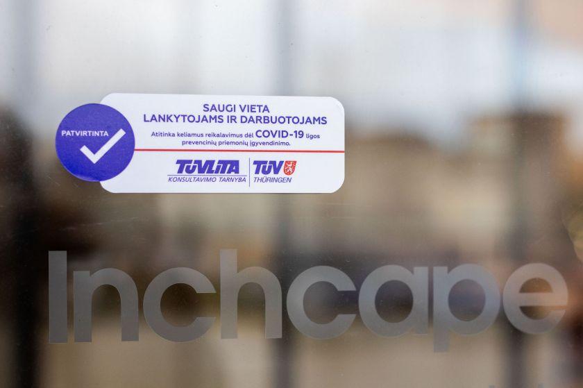 Nauja paslauga – sertifikuos įmonių pasirengimą saugantis nuo COVID-19