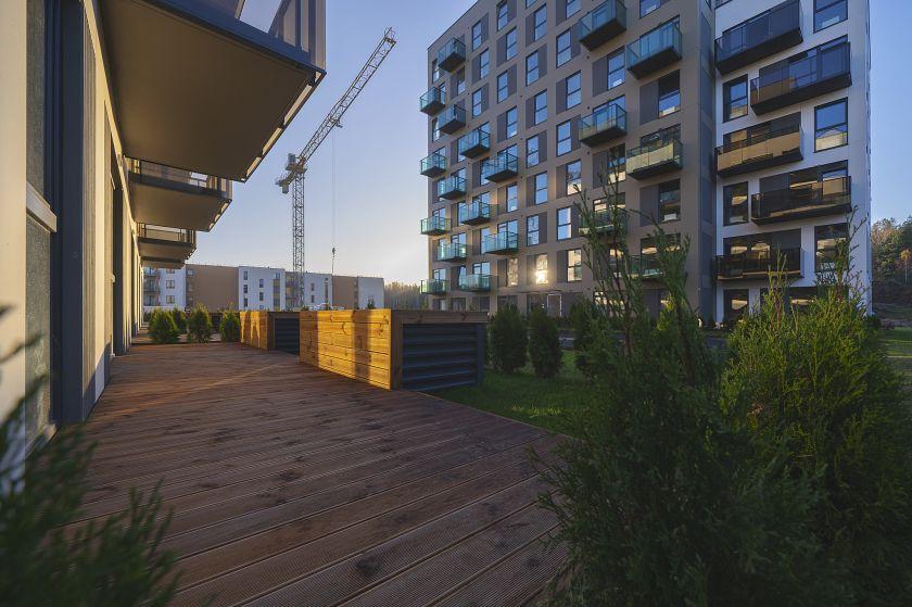 Būsto klasės: riba tarp gyvenamųjų projektų kokybės Vilniuje blanksta