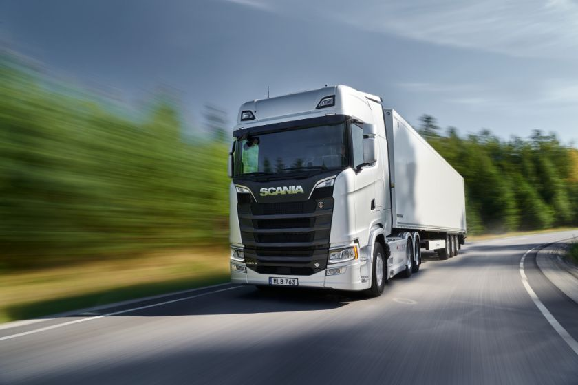 """Pandemijos iššūkių kupinais metais """"Scania Lietuva"""" išlaikė stabilią poziciją rinkoje"""