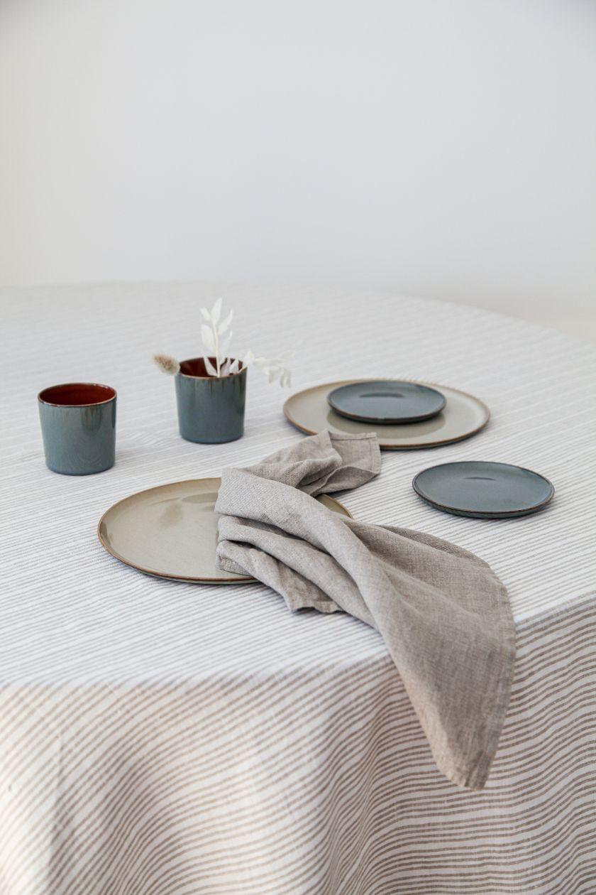 """Tvarų verslą Kopenhagoje įkūrusi Dominyka Narbutė: """"Lino gaminiai gali keliauti iš kartos į kartą"""""""