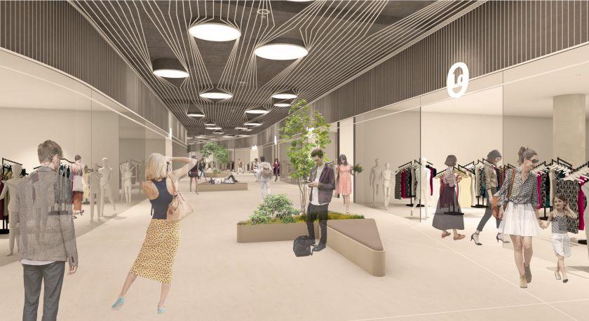 """""""Vilnius Outlet"""" prekybos centre – įgyvendinamas ambicingas beveik 0,5 mln. vertės apšvietimo projektas"""