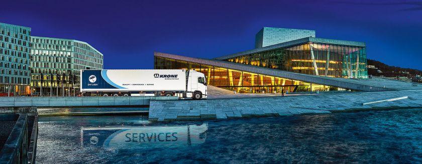 """Naujas """"Alltrucks Truck& Trailer Service"""" partneris – pasaulyje pripažintas KRONE prekės ženklas"""