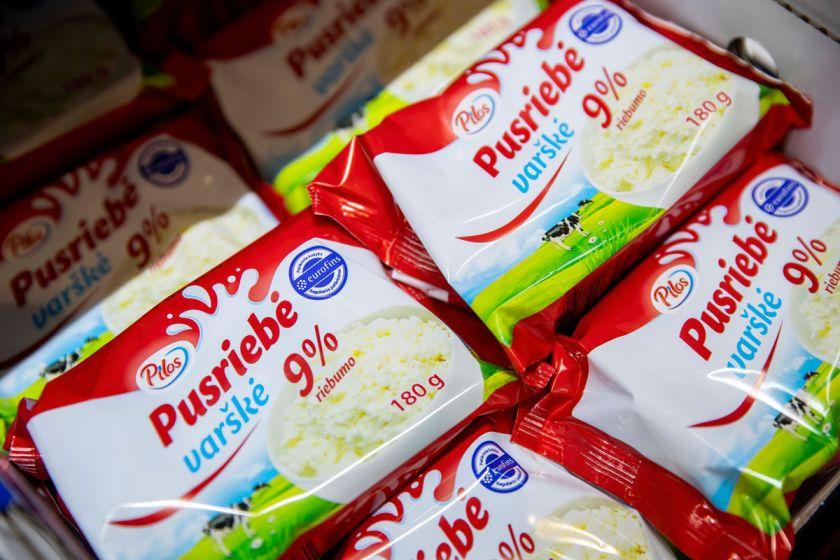 Tyrimas: dauguma lietuvių pieno produktus vartoja kasdien – ką ir už kiek perka
