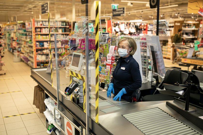 """Daugiau nei ketvirtadalis """"Maximos"""" darbuotojų jau pasiskiepijo nuo koronaviruso"""