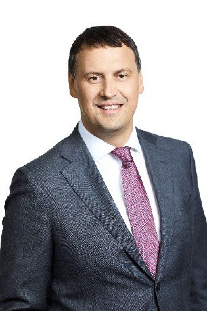 """Keičiasi """"Avia Solutions Group"""" Finansų vadovas"""
