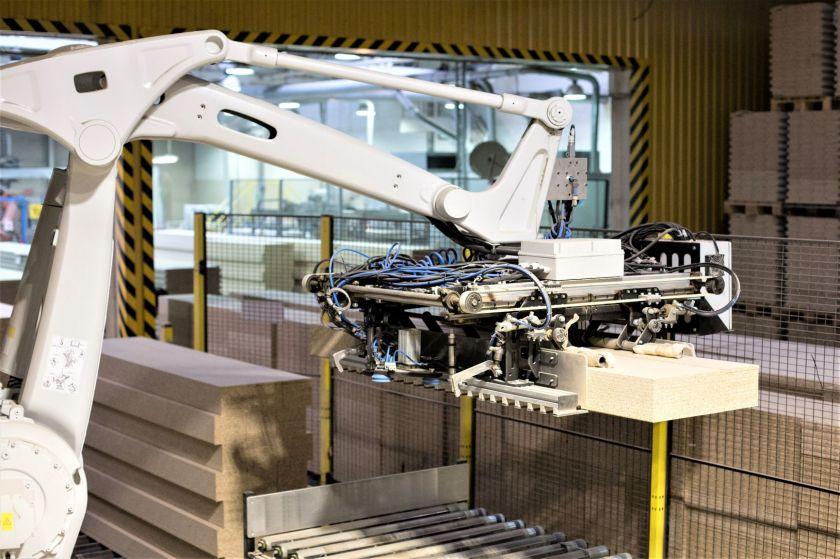 V. Kazlauskas. Robotai – galimybė darbuotojui užsidirbti daugiau