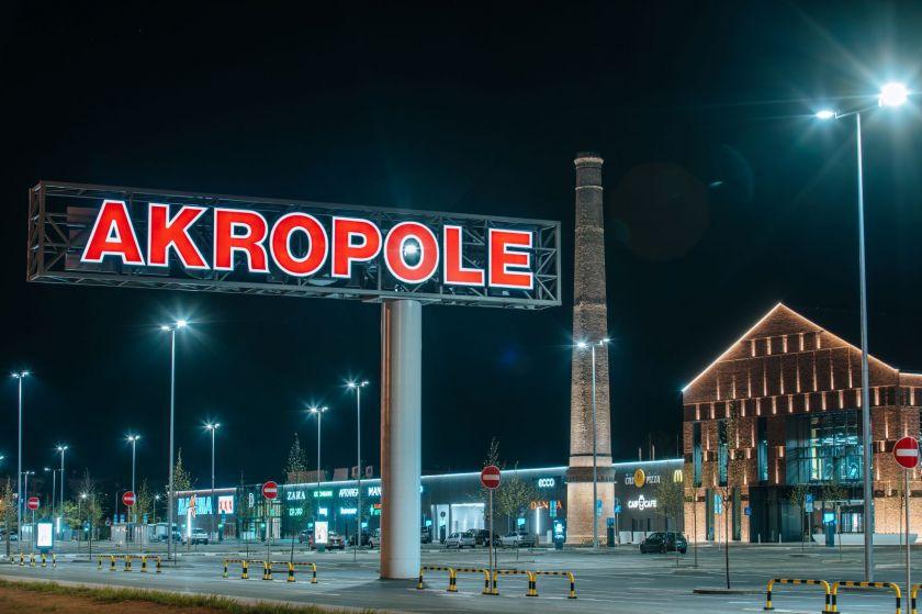 """""""Akropolio"""" įmonių grupės 2020 m. pajamos išliko nepakitusios"""