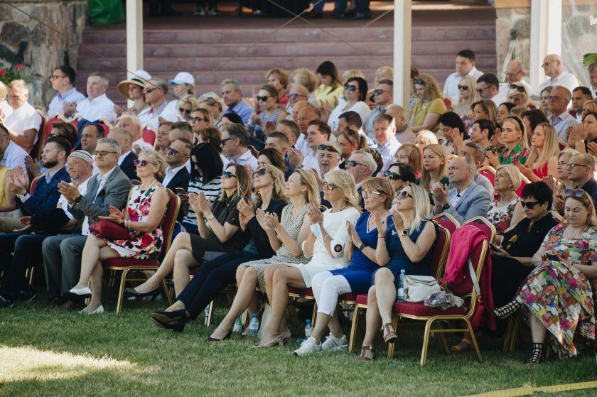Harmony parke – ilgai laukta verslo bendruomenės šventė ir iškilmingi apdovanojimai