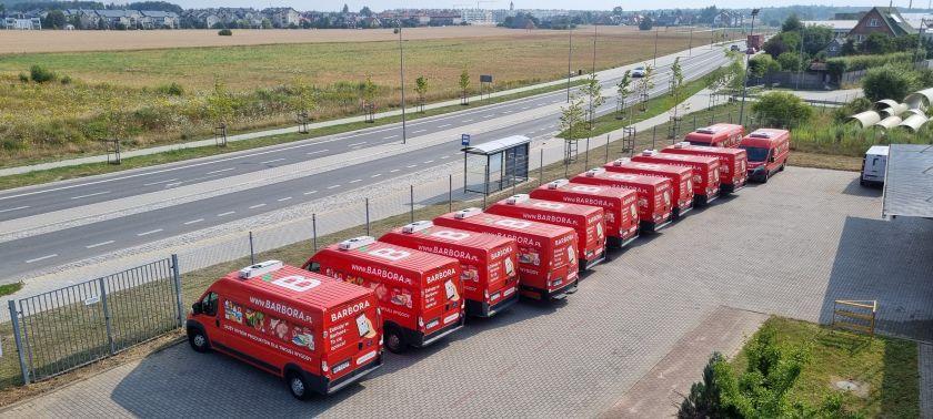 """""""Barbora"""" sparčiai plečiasi Lenkijoje: maistą jau pristato Trimiesčio gyventojams, netrukus žengs į Lodzę"""