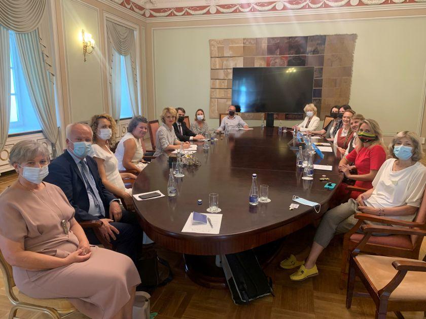 """""""Global Lithuanian Leaders"""" ragina Prezidentą kelti ambicingesnius tikslus, užtikrinant žmogaus teises Lietuvoje"""