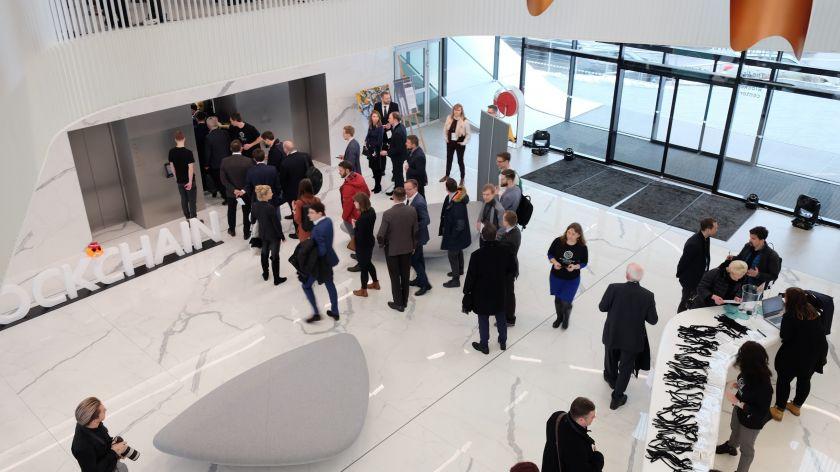 Įspūdingi pokyčiai Blockchain Centre: naujas vadovas ir susitarimas su Binance Smart Chain