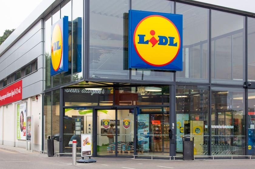 """""""Lidl"""" atidaro pirmąją parduotuvę Druskininkuose"""