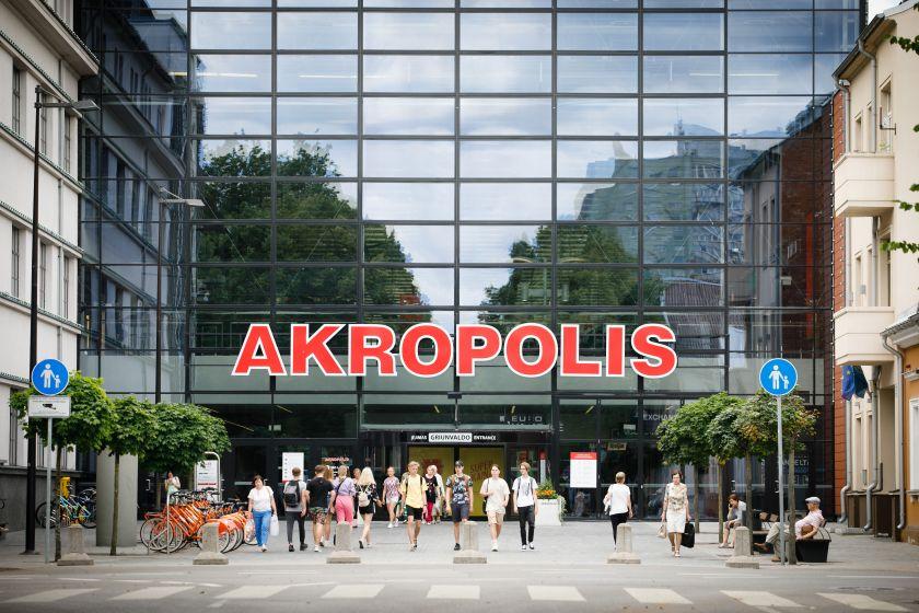 """Kauno """"Akropolis"""" kviečia pasitikti rudenį tvariau – prekybos centre vyks veganiškų produktų mugė"""